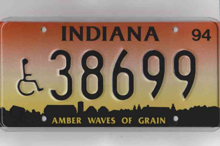 Car License Plate After Buying Car From Other State