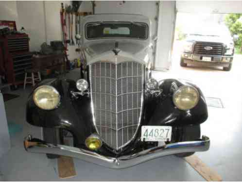 1934 Other Makes Brougham
