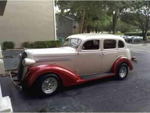 Dodge other 1936 d2 4 door sedan hot rod restomod that for 1936 dodge 4 door sedan