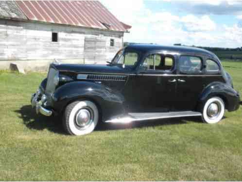 1939 Packard 110 touring sedan