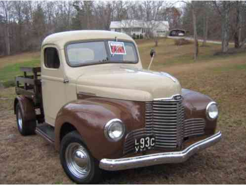 International Harvester Truck (1941)