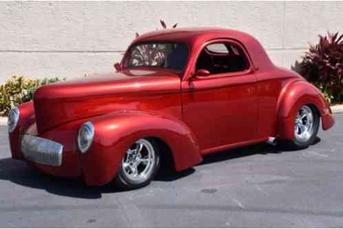 Willys Coupe 466CI V8 Auto (1941)