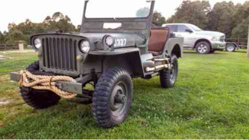 Willys MB (1943)
