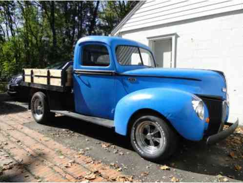 Ford Other Pickups Flat Bed (1947)