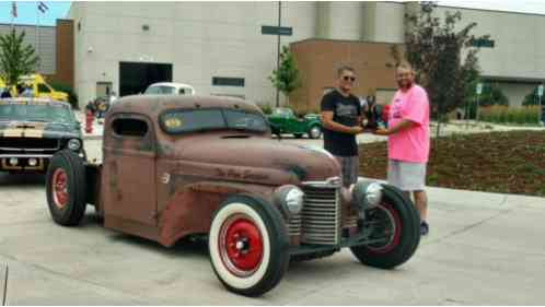 1947 International Harvester Pickup KB1 Rat Rod Pickup
