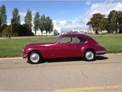 1951 Other Makes Bristol 401 Coupe