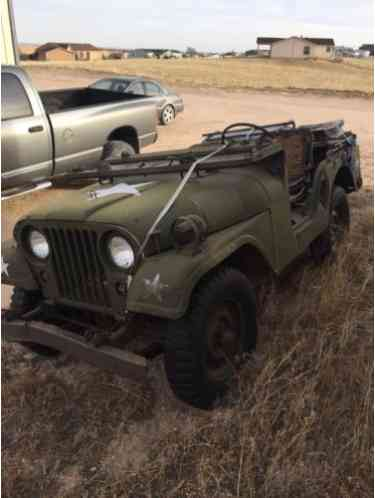 1953 Willys 439