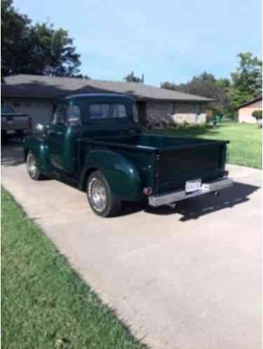 Gmc other 1955 rare five window first series 100 pickup for 1955 gmc 5 window pickup for sale