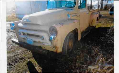 International Harvester S110 (1956)