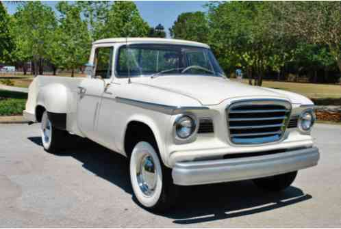 Studebaker Champ Pickup V8 3-Speed (1961)