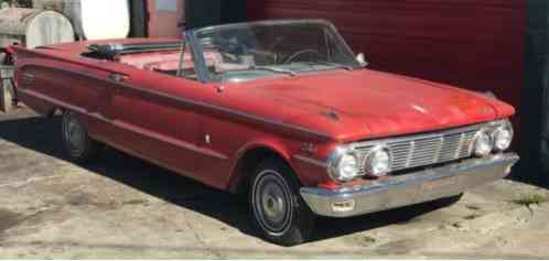 Mercury Comet Convertible (1963)