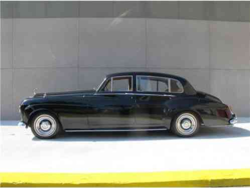 Rolls-Royce Other LWB - RHD (1963)