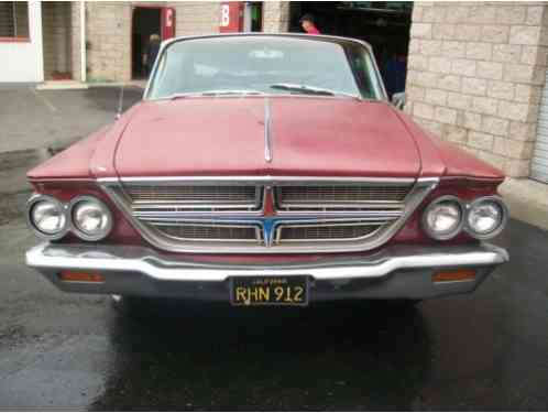 1964 Chrysler 300 Series 300K