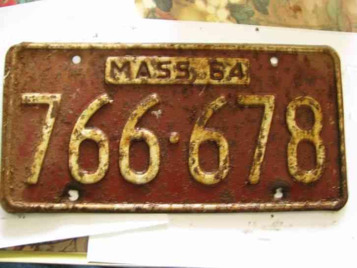 Ma Car Registration: Massachusetts License Plate