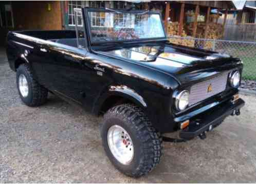 International Harvester Scout (1965)
