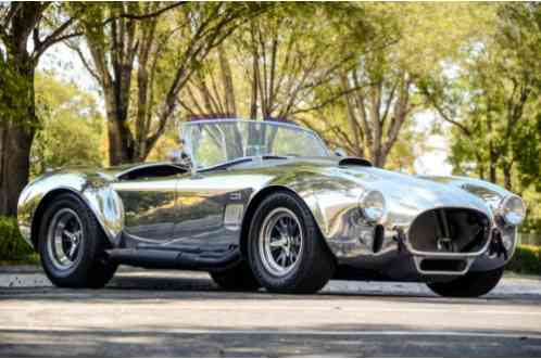 Shelby 427 Kirkham Shelby 427 Cobra 1965 Built In 2005 By