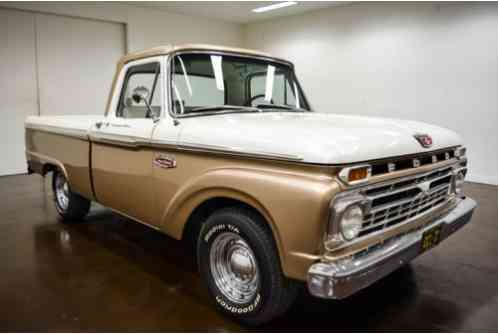 Ford F-100 -- (1966)