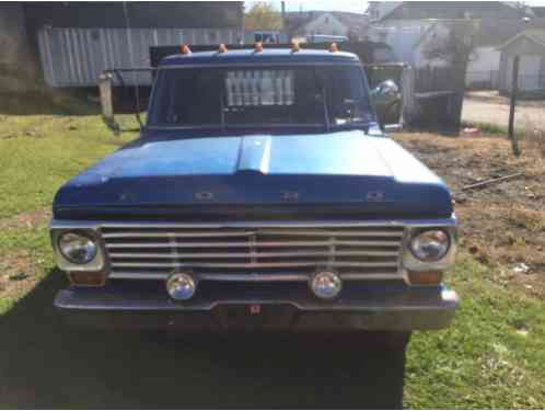 Ford F 350 1967 Dump Great Truck Runs Smooth And No Rust