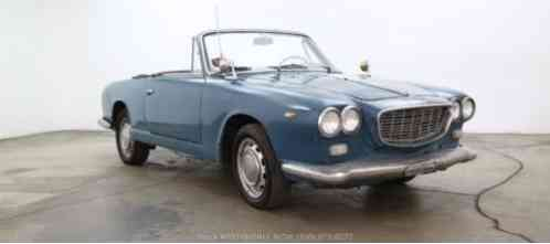 Lancia Convertible by Vignale (1967)