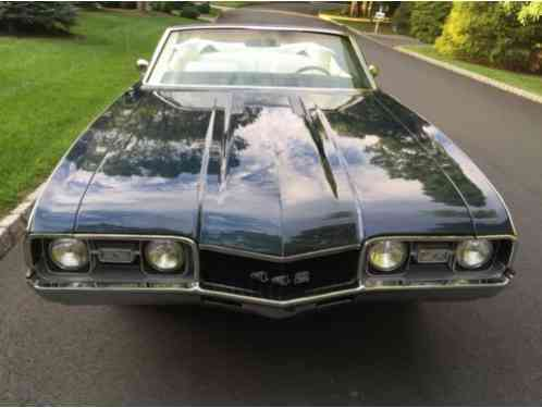Oldsmobile 442 CONVERTIBLE (1968)