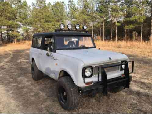International Harvester Scout (1969)