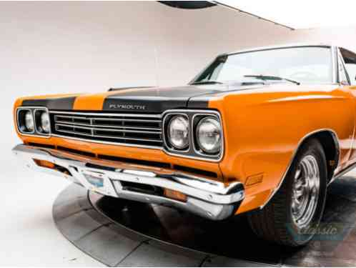 Plymouth Road Runner Numbers (1969)