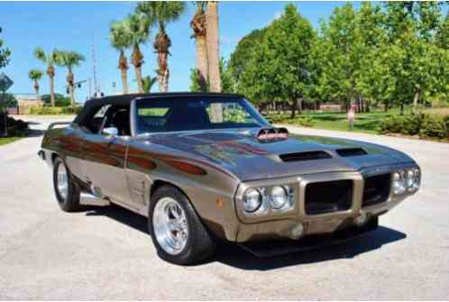 Pontiac Firebird Custom Build 327 (1969)