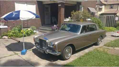 Rolls-Royce Silver Shadow (1969)