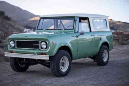 International Harvester Scout 800A (1970)