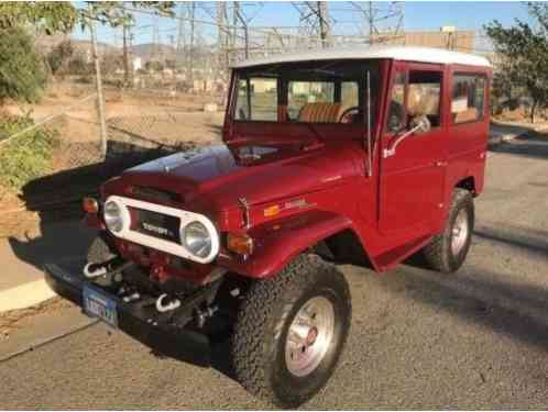 Toyota Land Cruiser (1970)