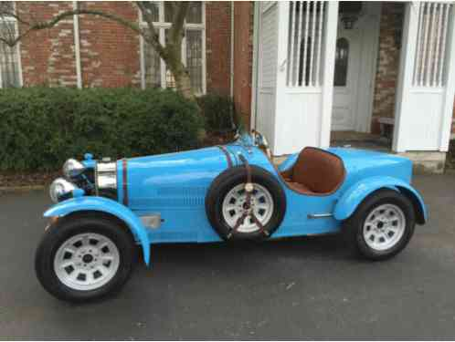 1971 Bugatti Other right hand drive roadster
