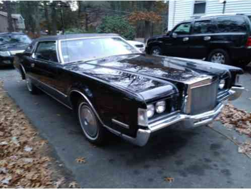 1972 Lincoln Mark Series IV