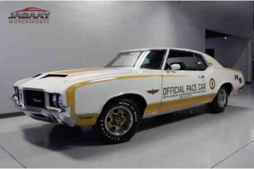 Oldsmobile Cutlass Pace Car (1972)