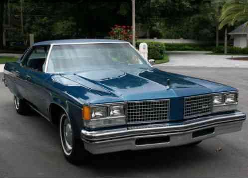Oldsmobile Ninety-Eight (1976)