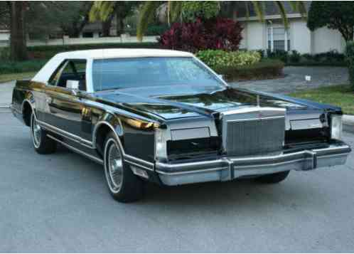 Lincoln Mark Series MARK V - (1978)