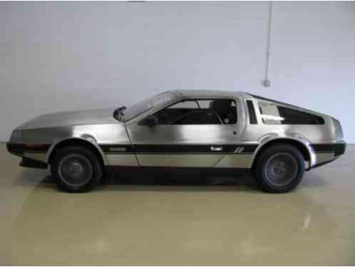 DeLorean DMC-12 Offered by DMC (1981)