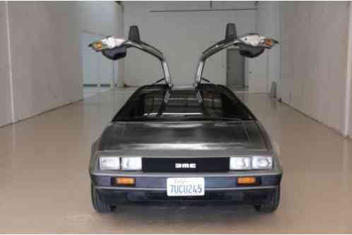 DeLorean (1981)