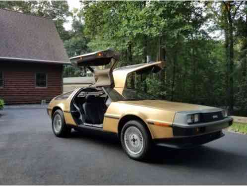 DeLorean DMC 12 (1983)