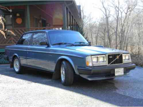 volvo 240 glt 1984 for sale is very rare 242 turbo w intercooler in. Black Bedroom Furniture Sets. Home Design Ideas