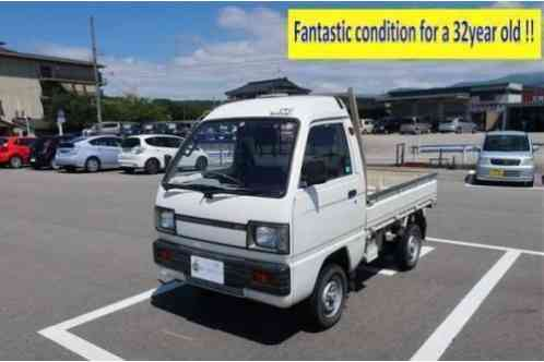 Suzuki Carry Truck (1985)