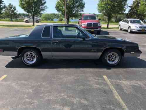 1986 Oldsmobile Cutlass 442