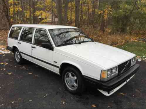 Volvo 740 Turbo Wagon 1987 Here For Sale Is A Rare This