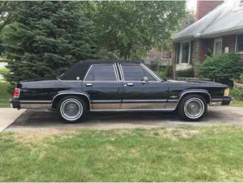 mercury grand marquis ls 1989 this is the cleanest 89 out. Black Bedroom Furniture Sets. Home Design Ideas