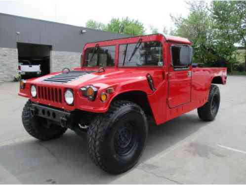 Hummer H1 MILITARY (1992)