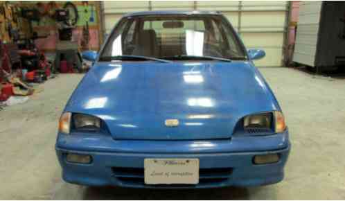 geo metro xfi 1993, here is a for sale, i have had this