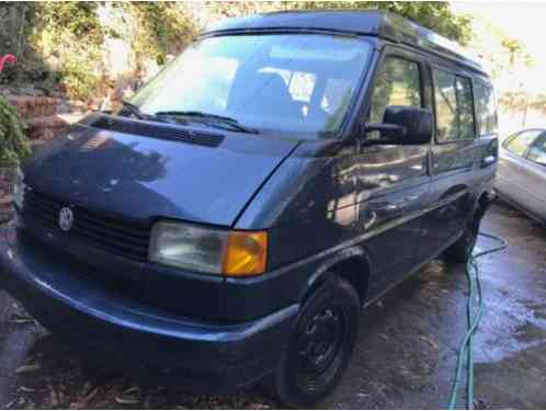 Volkswagen EuroVan some dings (1993)