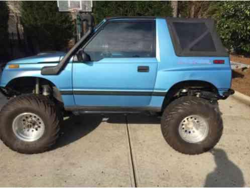 geo tracker 1994, incredible custom built crawler, i have