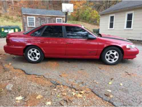 2016 Ford Taurus Sho >> Ford Taurus 1995, I have a custom 95 SHO w a manual 5-speed- car for sale