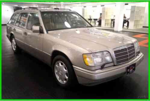 Mercedes benz e class e320 wagon 1995 brian flippo 405 for 1995 mercedes benz e class