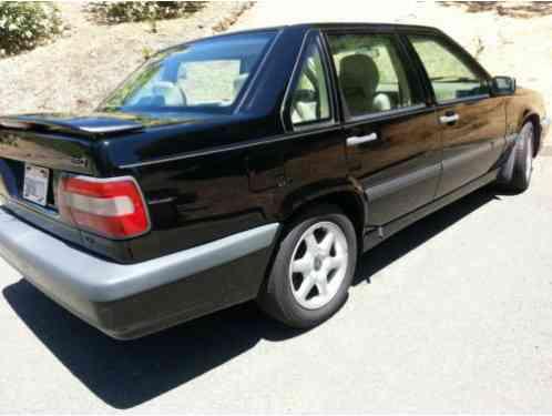 on 1996 Volvo 850 Glt Gas Mileage